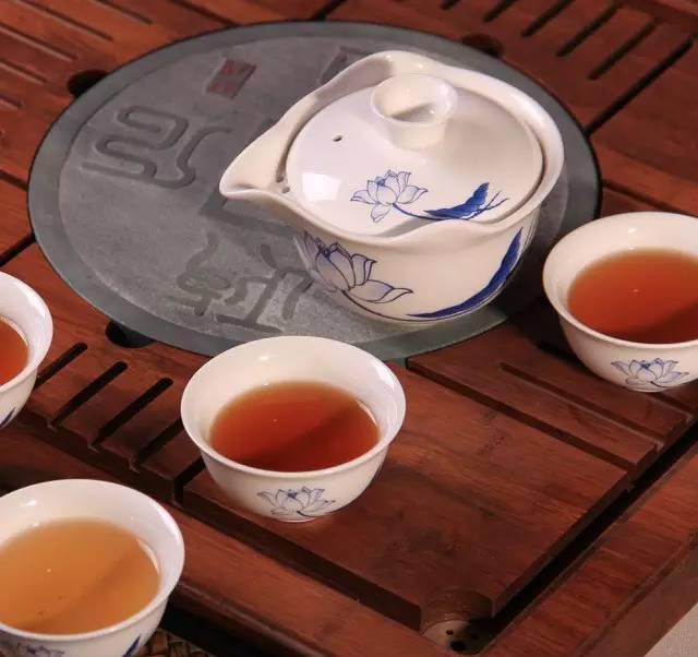 一张图了解所有茶叶
